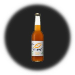 Ice Tea Classic mild blend Chaya, Glas, 33 cl