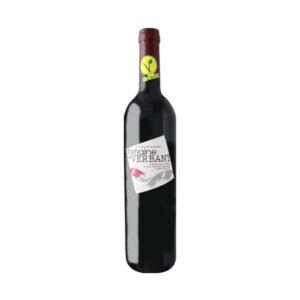 Wein Domaine de Verbant Assemblage de rouges 2016, Glas, 7.5 dl Vegan